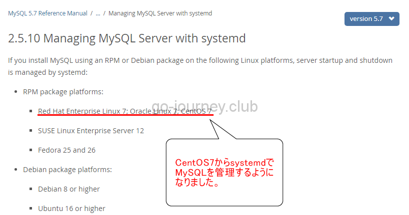 【MySQL 5.7】パスワードを忘れてしまった時のパスワード再設定手順(復旧手順)