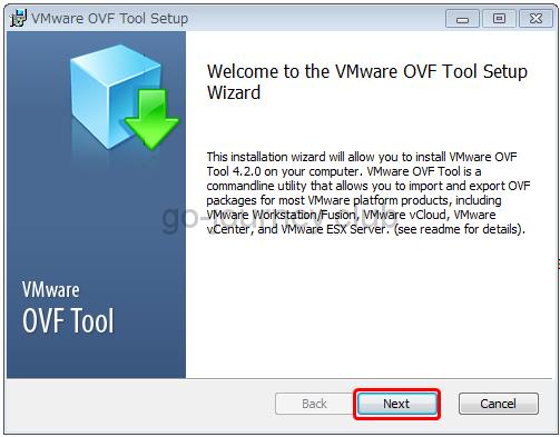 【VMware】VDP 6.1.5(VMware vSphere Data Protection)のインストール手順