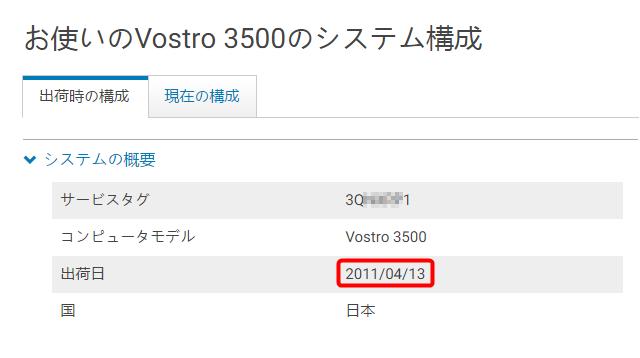DELL Vostro 3500