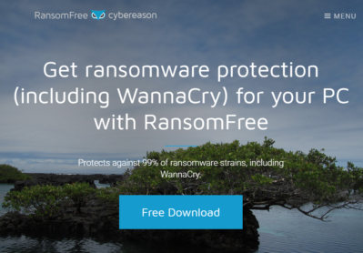 Cybereason RansomFree
