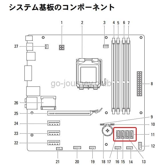 Dell™ XPS™ 8300 サービス マニュアル
