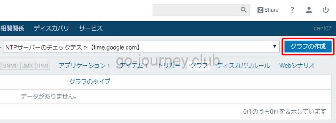 【Zabbix】外部チェック(externalscripts)の設定手順