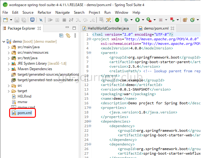 【AWS】DevOps(CI/CD)の導入手順(Spring Tools、Git、CodePipeline、CodeCommit、CodeBuild、CodeDeploy)