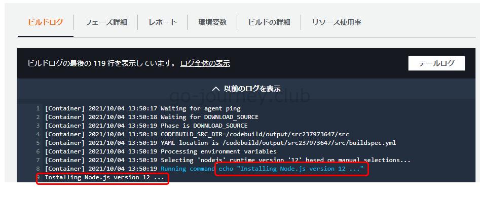 【AWS】DevOps(CI/CD)の導入手順(Angular、Git、CodePipeline、CodeCommit、CodeBuild、CodeDeploy、Auto Scaling、ALB の組み合わせ)