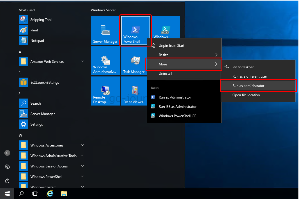 【Windows】【PowerShell】コマンドラインでリモートログインして操作するための事前設定手順