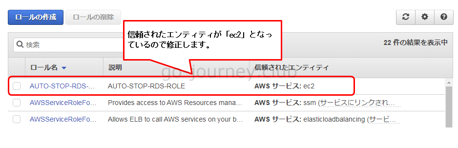 【AWS】【Systems Manager】SSM オートメーションと CloudWatchEvents で RDS を定期的に停止する設定手順
